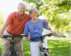 health information: Elderly Exercise - Sports for Seniors  The above questions often I get when meeting with patients aged over 60 years. Regular physical activity has a good effect to improve the health of the elderly (aged), but physical activity that one will pose greater risks than benefits.