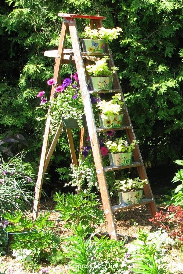 21 trucs pour cr er un jardin dans un petit espace carr de jardin jardins beaux jardins et - Jardin petit espace ...