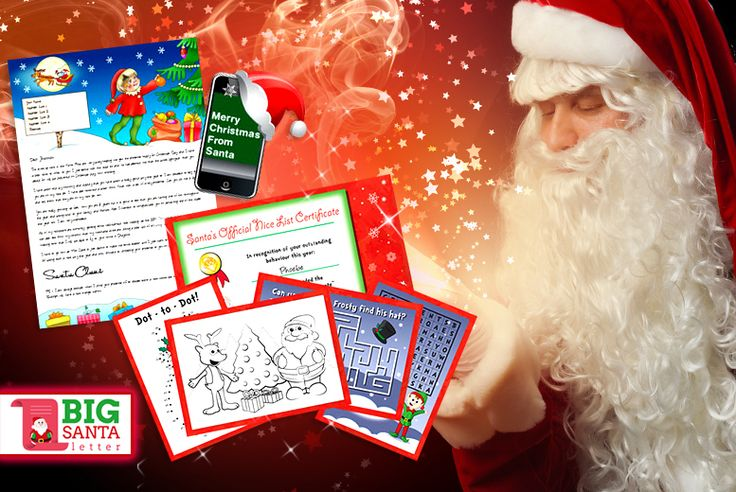 £2.50 instead of £4.99 (from Big Santa Letter) for a personalised Santa letter - save 50% + DELIVERY INCLUDED - http://www.moredeal.co.uk/shop/garden-leisure/2-50-instead-of-4-99-from-big-santa-letter-for-a-personalised-santa-letter-save-50-delivery-included/
