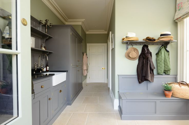 The South Downs Boot Room by deVOL