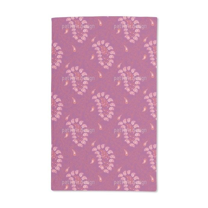 Uneekee Exotic Tendrillars Hand Towel