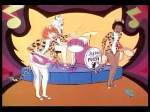 Any Saturday cartoon watching with Sandra meant watching Josie. She was my first cartoon crush.
