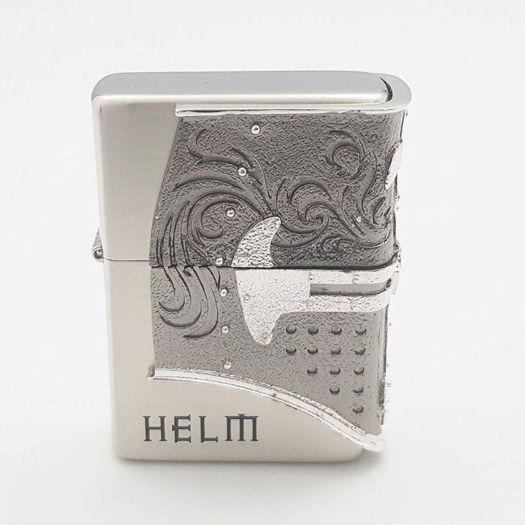 Zippo Original Lighter Helm SI Authentic Windproof Made in USA Free Gift 6Flints #Zippo