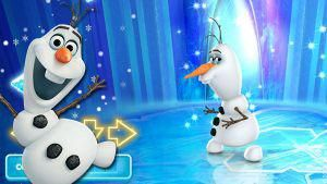 Dance along with Olaf and his Fancy Footwork