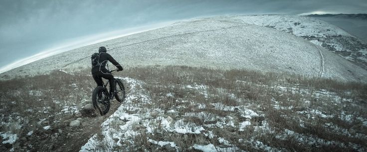 Fat Biking 101: 10 Things You Need to Know Before Biking in the Snow.