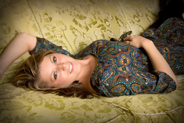 Grunge Couch Pose by Portrait Creations, David Frank
