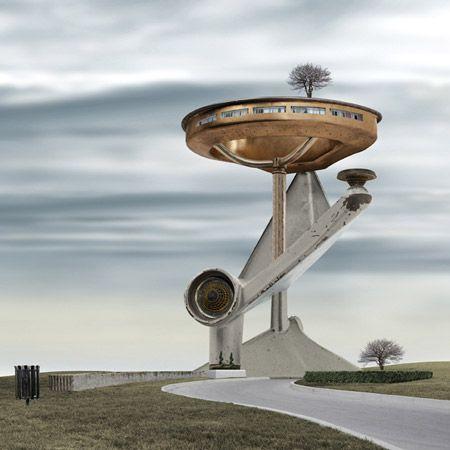 Habitat Machines by David Trautrimas