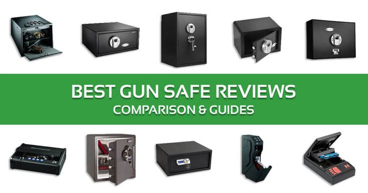 Best Gun Safe Reviews, Comparison & Guides of 2016 – 2017: Cheap, Large, Biometric, In Wall Safes