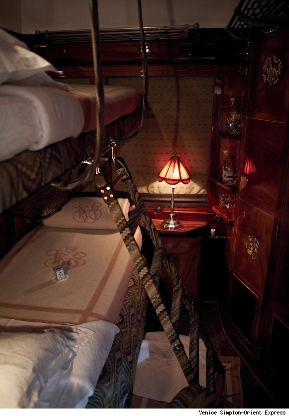 the orient express train trips | Journey on the Orient Express (33 pics)