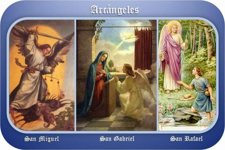 29 de Septiembre – Miguel – Gabriel – Rafael – Arcángeles de la Sagrada Escritura http://www.yoespiritual.com/eventos-espirituales/29-de-septiembre-san-miguel-san-gabriel-san-rafael-arcangeles-de-la-sagrada-escritura.html