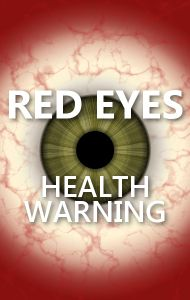 Dr Oz says if you have a problem with chronic red eye it could be a sign of something serious, such as Lupus or Rheumatoid Arthritis. http://www.drozfans.com/dr-oz-cancer-2/dr-oz-chronic-red-eye-symptoms-of-lupus-what-are-club-nails/