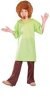 Shaggy Child Costume Medium Rubie's Costume Co. $15.11. Also includes matching shaggy wig. Makes a great Halloween costume. Costume comes with character shirt and pants. Faux goatee. Child Shaggy Costume   Authentic Child Scooby Doo Costumes for Boys   Child Halloween Costumes   This Scooby Doo Shaggy Costume includes Shaggy costume wig goatee Shaggy costume shirt and the pants This Scooby Doo Costume is an officially licensed product 100  polyester excluding trim Hand ...