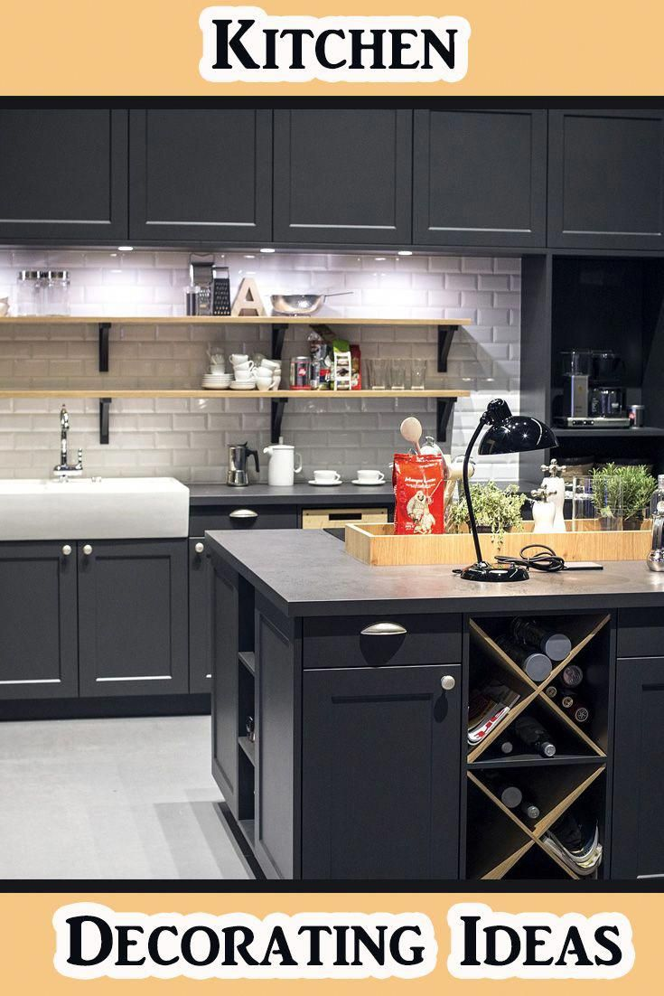Using Color To Refurbish The Cooking Area Is Another Example Of Economical Kitchen Decorating You Can Paint Your Walls And Cabinets