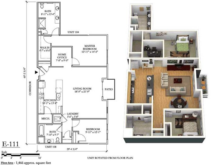 Floor plans of underground houses house plans for Underground house plans