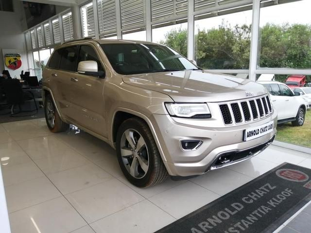 Jeep Grand Cherokee 3 0crd Overland For Sale Autotrader Id