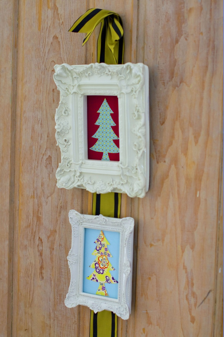 Framed Christmas Pictures
