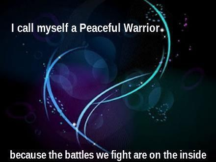peaceful warrior quotes - Google Search
