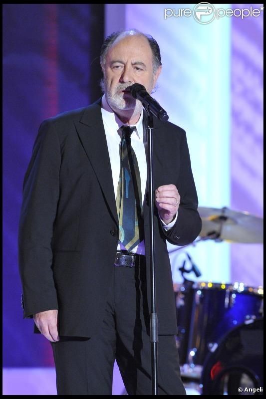 Michel Delpech (26 janvier 1946 - 2 janvier 2016) Chanteur français né à Courbevoie