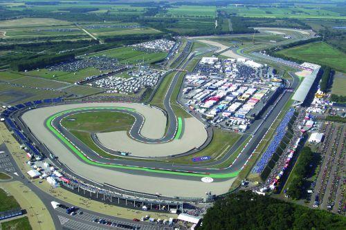 TT Circuit Assen, Netherlands