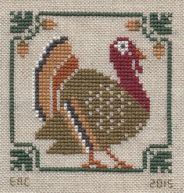 Garden Grumbles and Cross Stitch Fumbles: Prairie Schooler