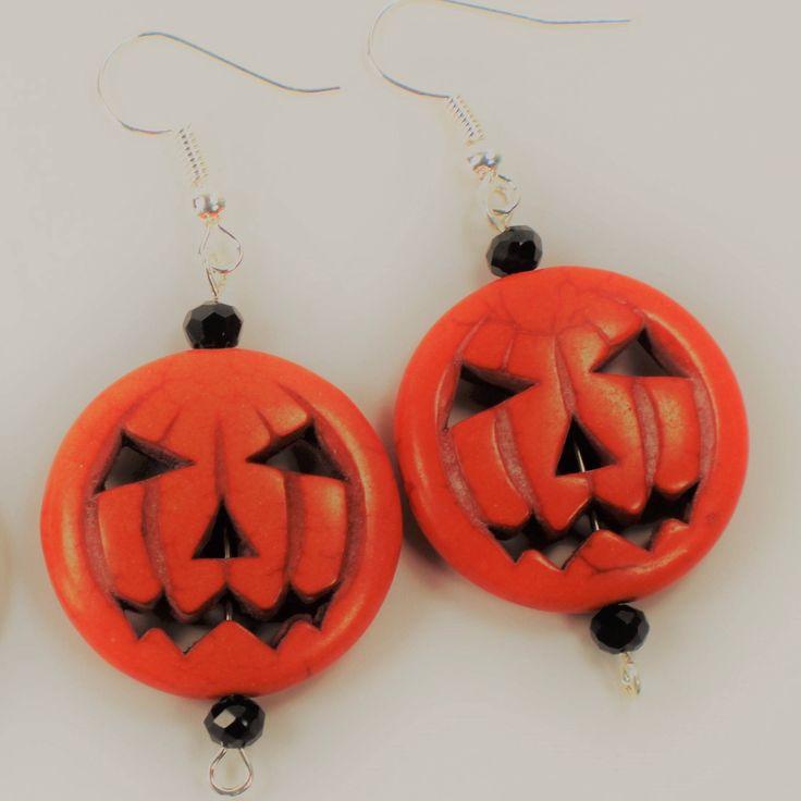 Halloween gift ideas - Halloween gifts for teachers - Thank you Halloween gift - Teacher Halloween gifts - Halloween jewelry - Halloween