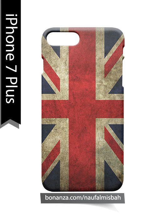 United Kingdom Flag iPhone 7 PLUS Case Cover Wrap Around