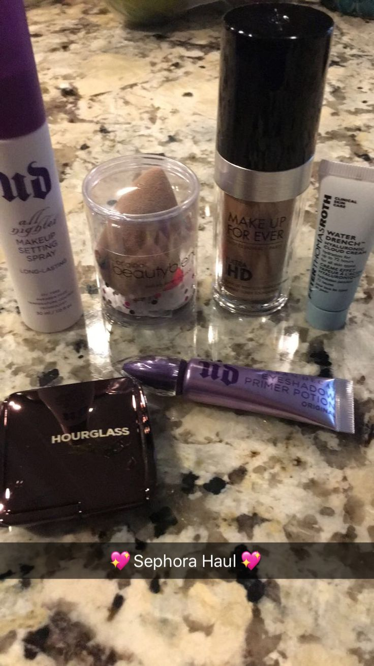 Sephora Haul Makeup Forever Ultra HD Foundation, Urban