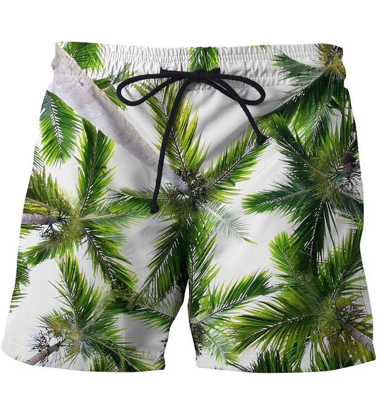 Palm shorty kąpielowe, Mr. GUGU & Miss GO