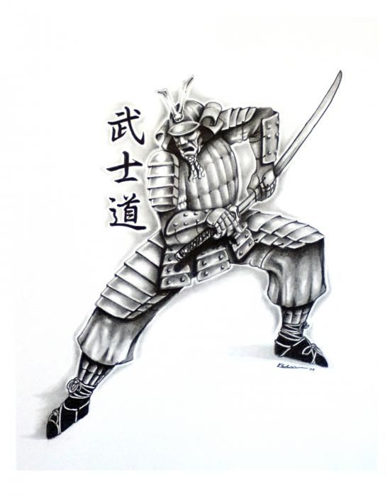 38 Best Images About Samurai Tattoo On Pinterest Female Samurai Katana And Back Pieces