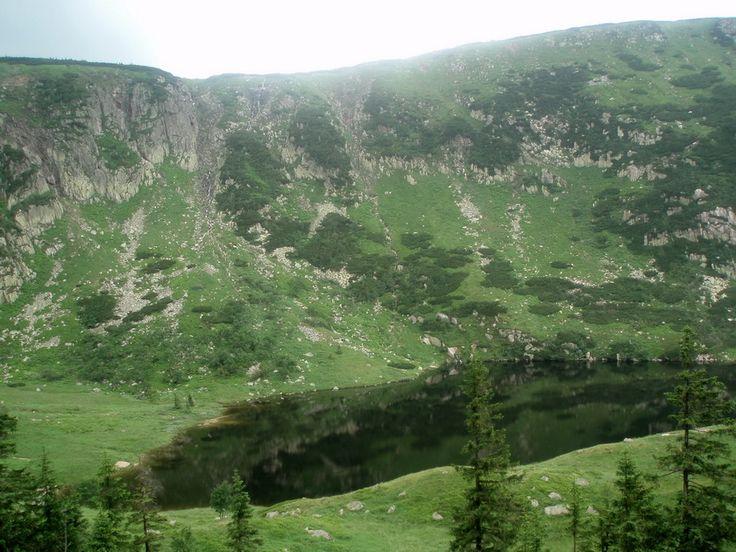 The Small Pond IV by Magrat90.deviantart | Karkonosze Mountains, Karpacz, Poland