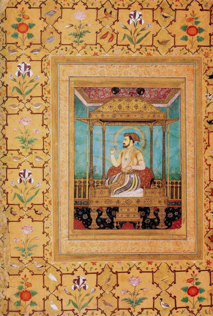 nickyskye meanderings: Pietra Dura, parchin kari, jali and the Taj Mahal. Shah Jahan