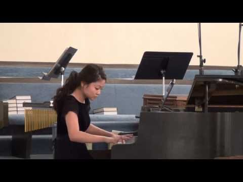 ODACS 2013 Classical Piano Solo - Virginia State Competiton - http://music.airgin.org/classical-music-videos/odacs-2013-classical-piano-solo-virginia-state-competiton/
