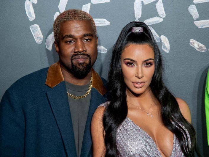 Kim Kardashian Celebrates Kanye West S B Day With Pics From When She Found Out She Was Pregnant In 2020 Kanye West And Kim Kim Kardashian And Kanye Kim Kardashian