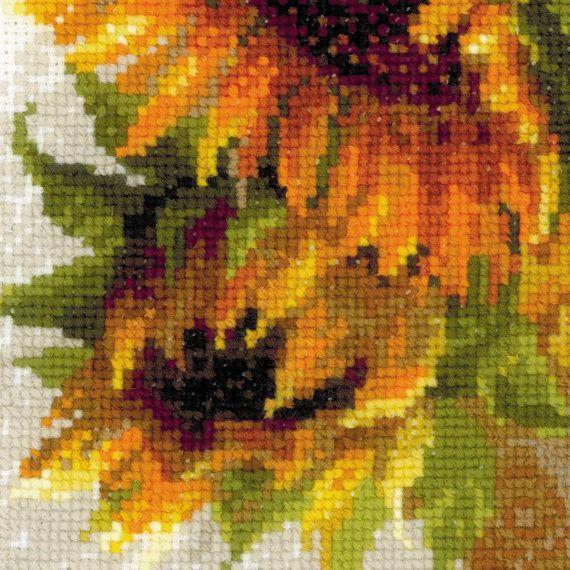 Cross Stitch Kit RIOLIS Hot Summer