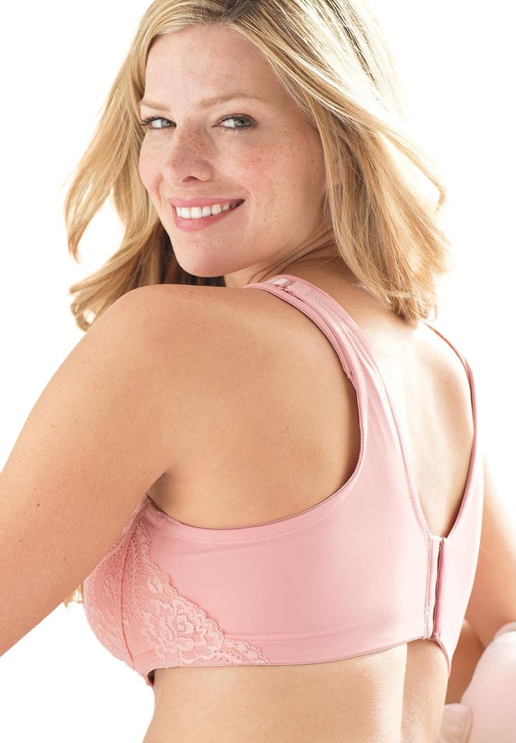 Back-smoothing Support Bra by Comfort Choice®