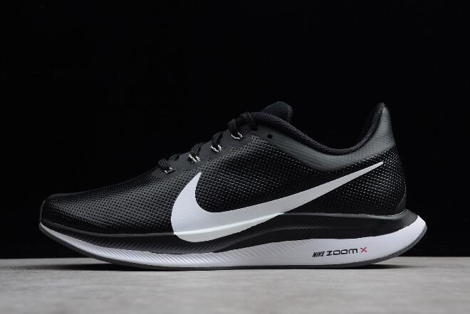 d45fb4782873 Nike Air Zoom Pegasus 35 Turbo 2.0 Black White-Grey AJ4114-011 in ...