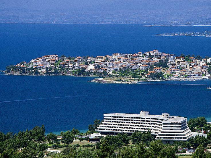 Porto Carras, Halkidiki, Greece