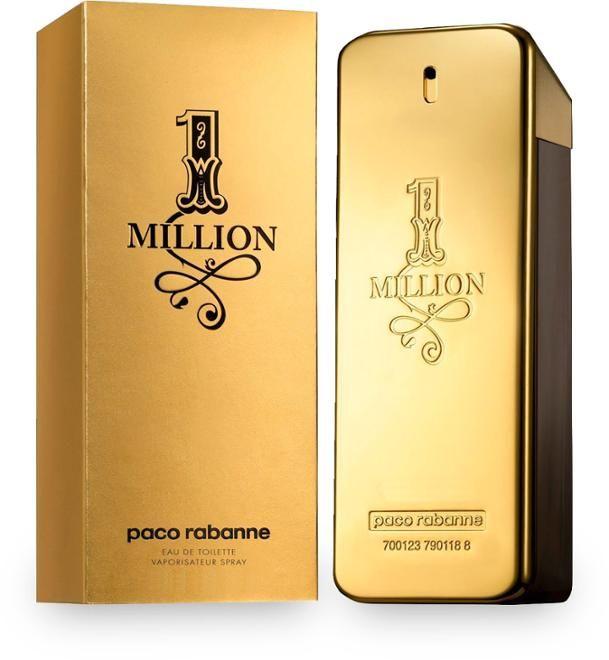 Perfume Paco Rabanne One Million EDT
