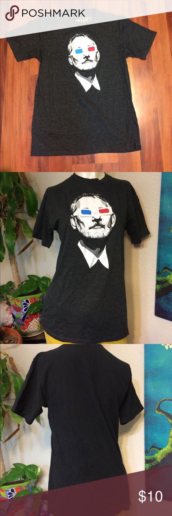 Chive Bill Murray 3D T Shirt NWOT NWOT - size medium (posh only) Chive Shirts Tees - Short Sleeve