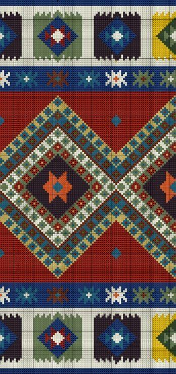 Gallery.ru / Фото #5 - Anchor Kilim Carpet - azteca