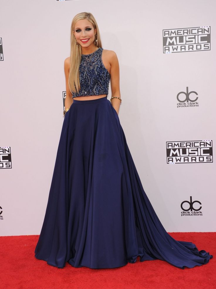 Kira Kazantsev American Music Awards 2014