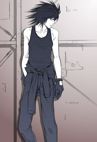 What ever happened to ...L Lawliet Standing