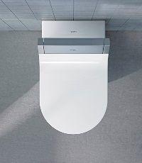Duravit SensoWash� shower-toilet seat