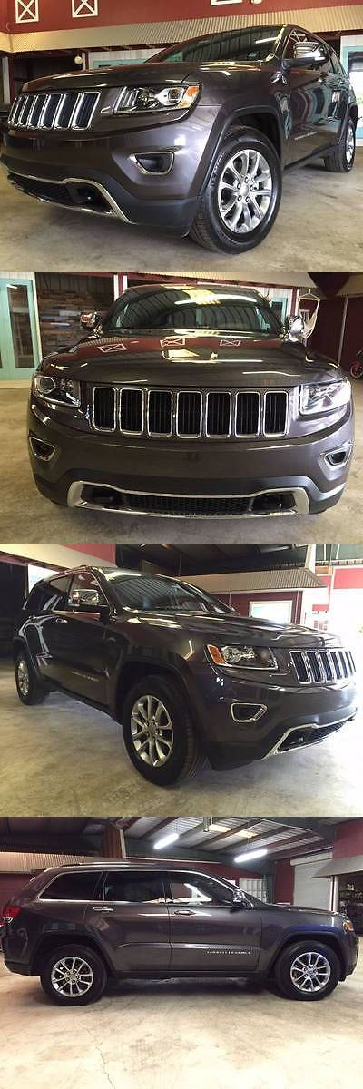 SUVs: 2014 Jeep Grand Cherokee Limited 4X4 4Dr Suv 2014 Jeep Grand Cherokee Limited 4X4 4Dr Suv Automatic 8-Speed 4X4 V6 3.6L BUY IT NOW ONLY: $25900.0