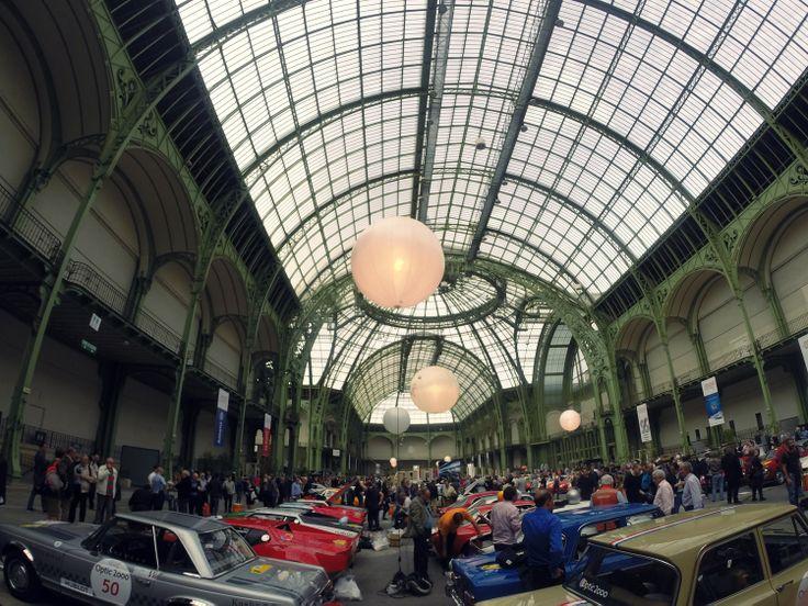 Bienvenu au Grand Palais.