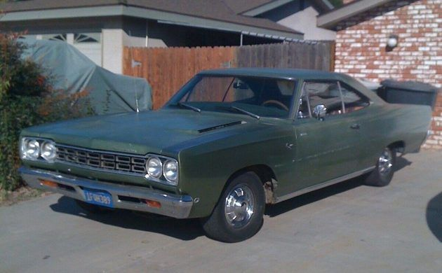 Parts To Start 1968 Plymouth Road Runner