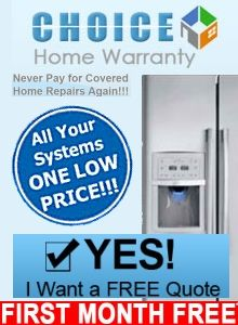 Picture of choice home warranty catalog from Choice Home Warranty catalog