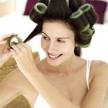 Get step-by-step direction on how to use rollers to give your hair more body.