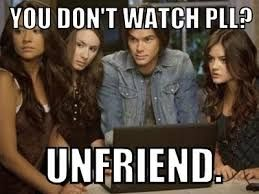 Image result for funny pretty little liar memes