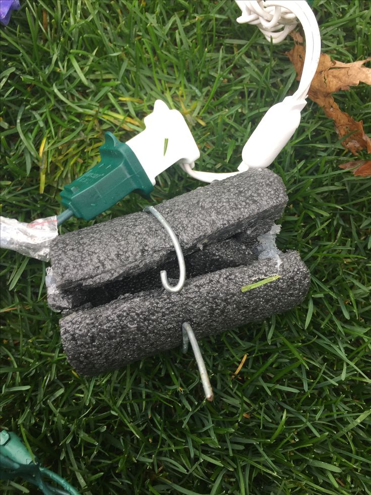 8 best diy weather proofing plugs and extension cords from the rain i used outdoor pipe instillation with caulking on each end to keep christmas light plugs nice extension cordschristmas aloadofball Gallery